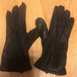 Accessories - Deerskin leather gloves